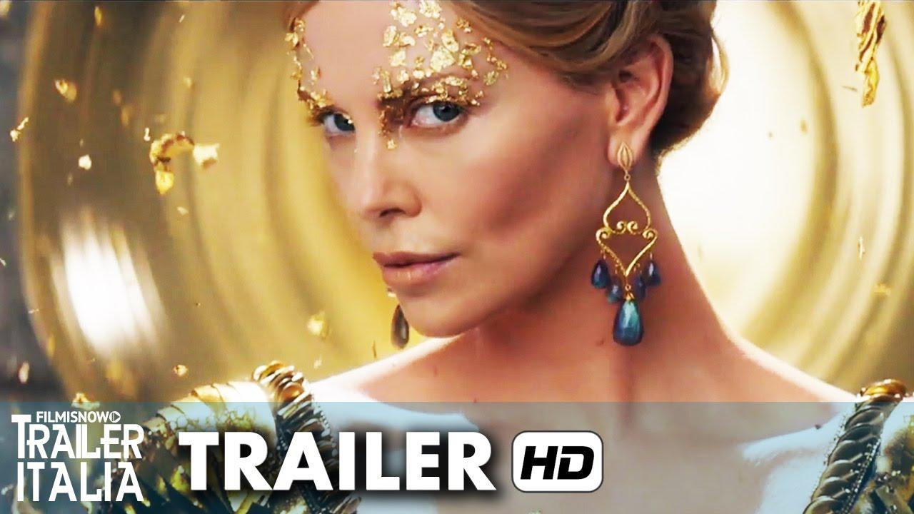 Il Cacciatore E La Regina Di Ghiaccio Trailer Italiano Ufficiale 2016 Chris Hemsworth Hd