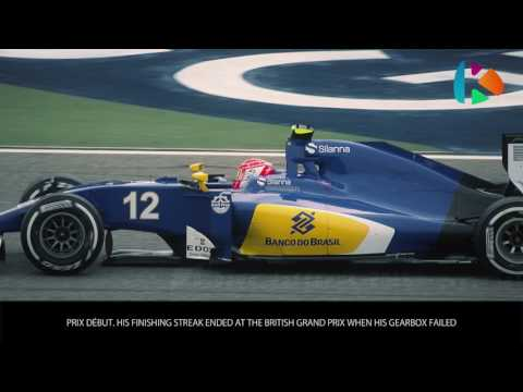 Felipe Nasr - Formula One - Wiki Videos by Kinedio