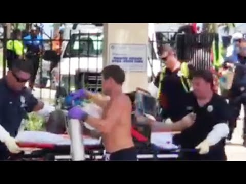 Web Extra: Miami Beach Police, Rescue Respond To Call Of Drowning Man