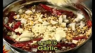 Garlic Coconut Podi