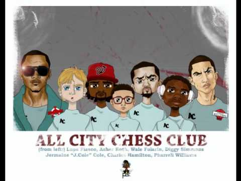 I'm Beamin' (Remix) - All City Chess Club