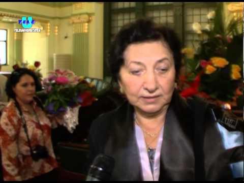 """TeleU: Gheorghița Jinescu a primit titulul de """"DOCTOR HONORIS CAUSA"""" din partea UPT"""