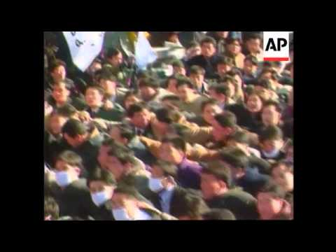 South Korea - Industrial unrest intensifies