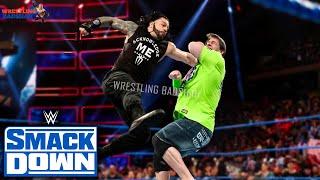 Roman Reigns Attacks John Cena?! John Cena Returns to SmackDown! SmackDown 23rd July 2021 Highlights