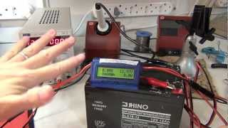 Electronics Tutorial #1 - Electricity - Voltage, Current, Power,  AC and DC(Visit my website for more Tips, Videos, DIY projects and more: http://www.mjlorton.com/ --------------------- Click