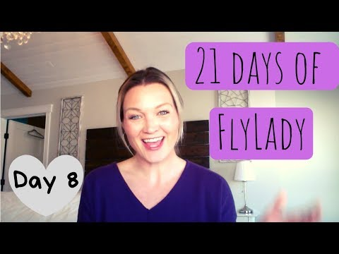 21 Days to a Clean Home | Day 8 | Make your bed