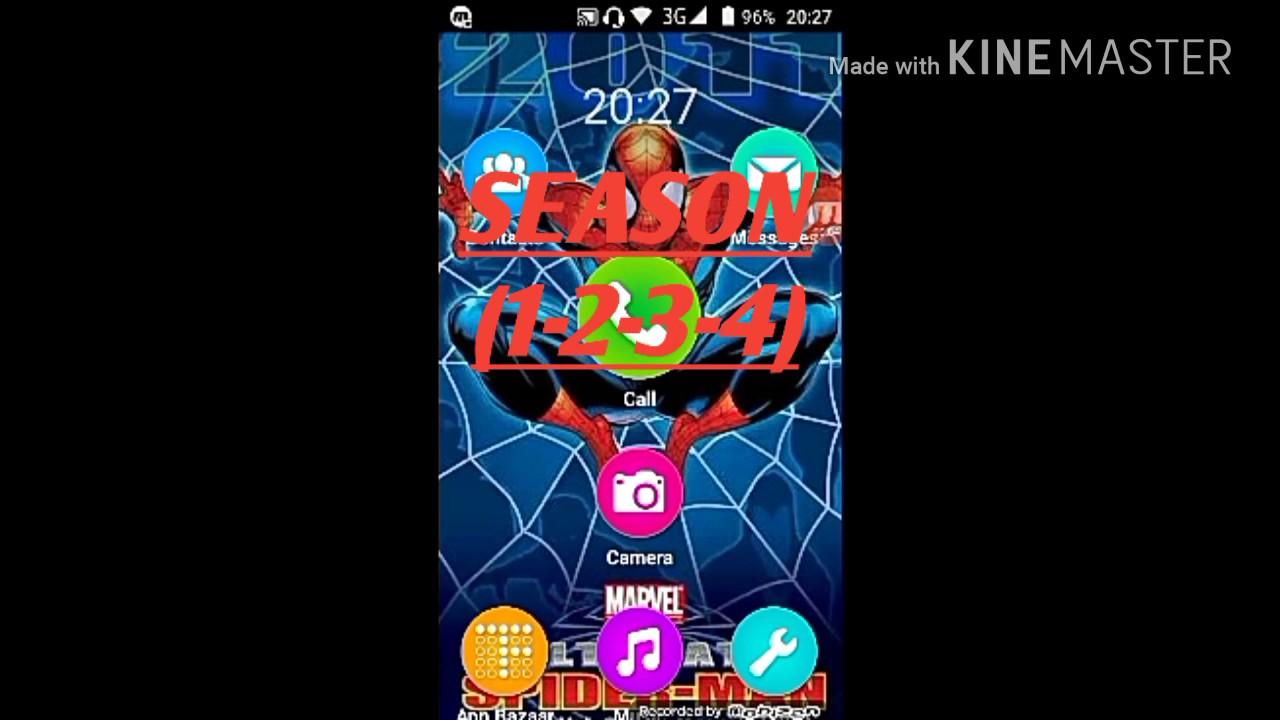 Download portal: [download] ultimate spider-man season 1 [subtitle.