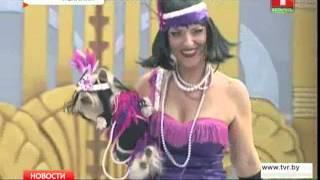 Карнавал собак состоялся на Канарских островах