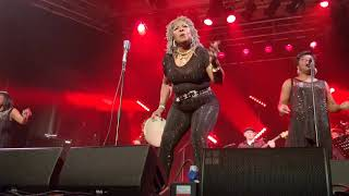 Martha Reeves & the Vandellas - Jimmy Mack - At Paisleys Town Hall - The Spree 20-10-18