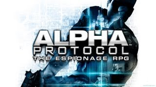 First 30 Minutes: Alpha Protocol [XBOX360/PS3/PC]