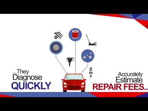 Automotive Repair Shop Motion Graphics Ad | Liberty Auto | Moving Targets
