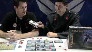 Pressure Matrix and Thunderstone: Wrath of the Elements at Gen Con 2010