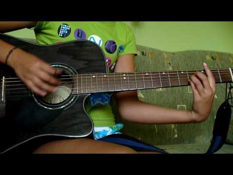 Nick Jonas - Introducing me [guitar cover]