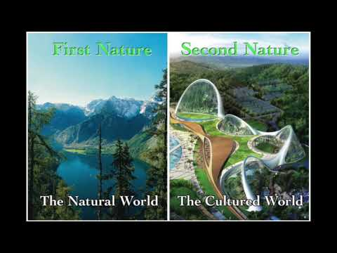 Murray Bookchin - Second Nature, Part 1 - 1996