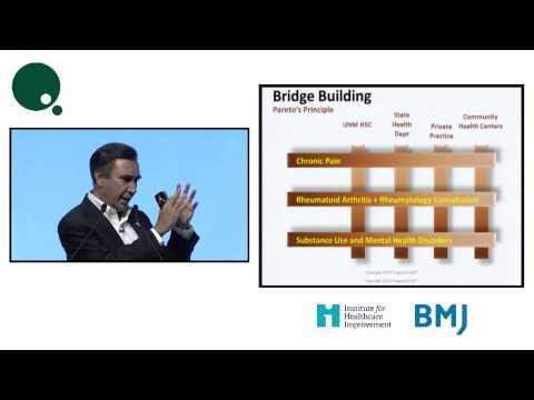 2015 London Presentation - Project ECHO: Moving Knowledge Not People - Sanjeev Arora