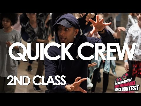 QUICK CREW | 2ND CLASS | WORKSHOPS BY MFDC 2017 [OFFICIAL VIDEO]
