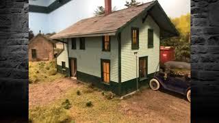 Pete Leach MMR   The Wiscosset Waterville \u0026 Farmington In On30