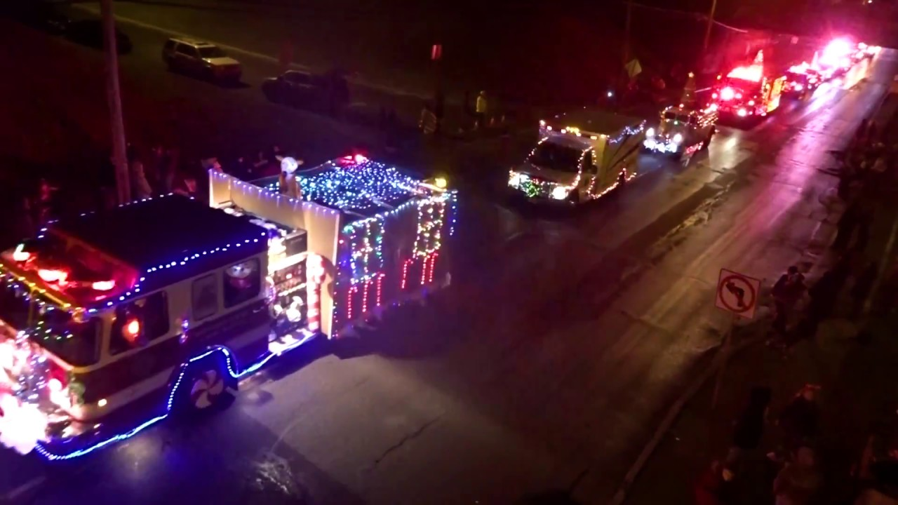 Lancaster Christmas Parade 2021