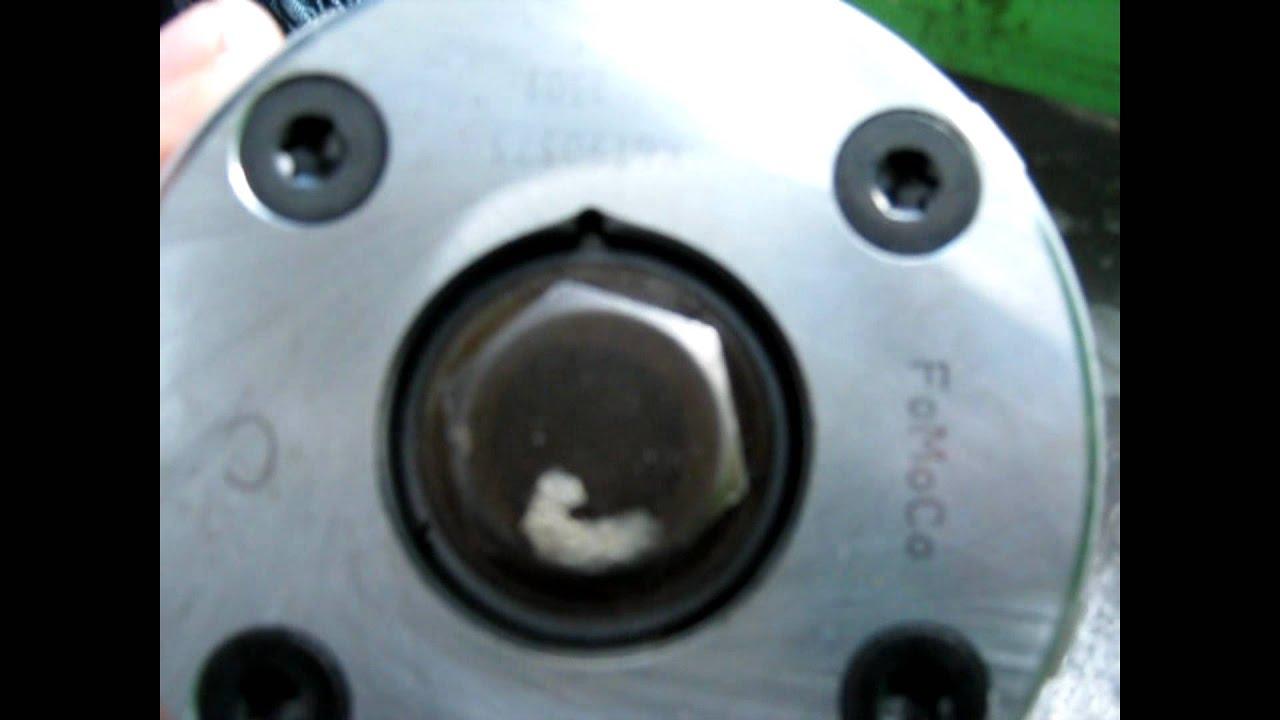Mazda Cx 7 >> Mazda CX-7 Repair DTC P0012 - YouTube