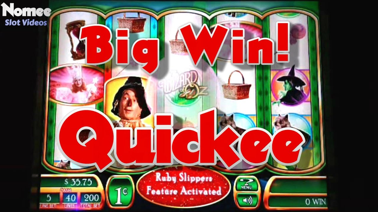 Ruby slippers slot machine videos tips for live poker cash games