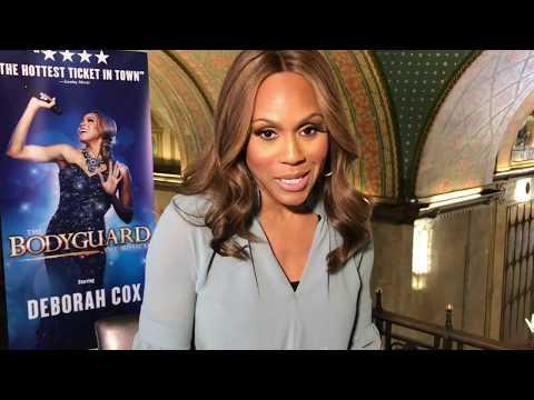 BID Deborah Cox interview