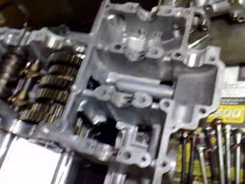 Suzuki Gsxr600 K7 Rebuild Engine In Singapore Www