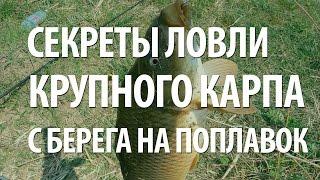 Рыболовные поплавочные снасти и прикормка для рыбалки на крупного карпа(, 2016-01-23T16:09:21.000Z)
