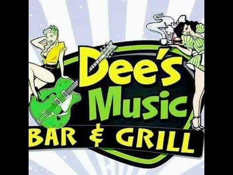 Dee's Music Bar & Grill - Bike Night