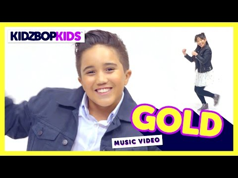 KIDZ BOP Kids - Gold (Official Music Video) [KIDZ BOP 34]