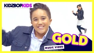 Смотреть клип Kidz Bop Kids - Gold