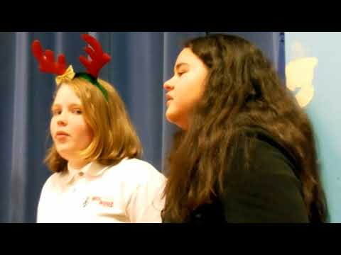 Moultonborough Central School's Select Chorus - Dec. 2, 2017