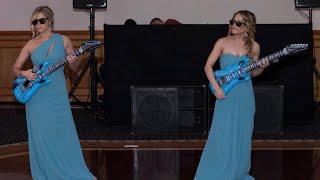 Greatest Wedding Toast Eva  Wobeser Wedding #weddingtoast #sisters #maidofhonorspeech