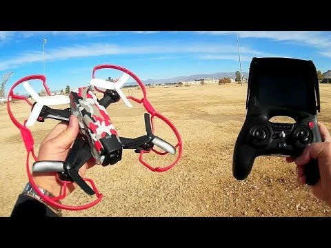 RC Eye Xtreme V2 Vantage (Limited Edition) Brushless FPV Sport Drone Review