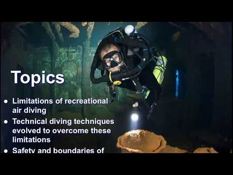 OPERATIONAL ASPECTS OF TECHNICAL DIVING