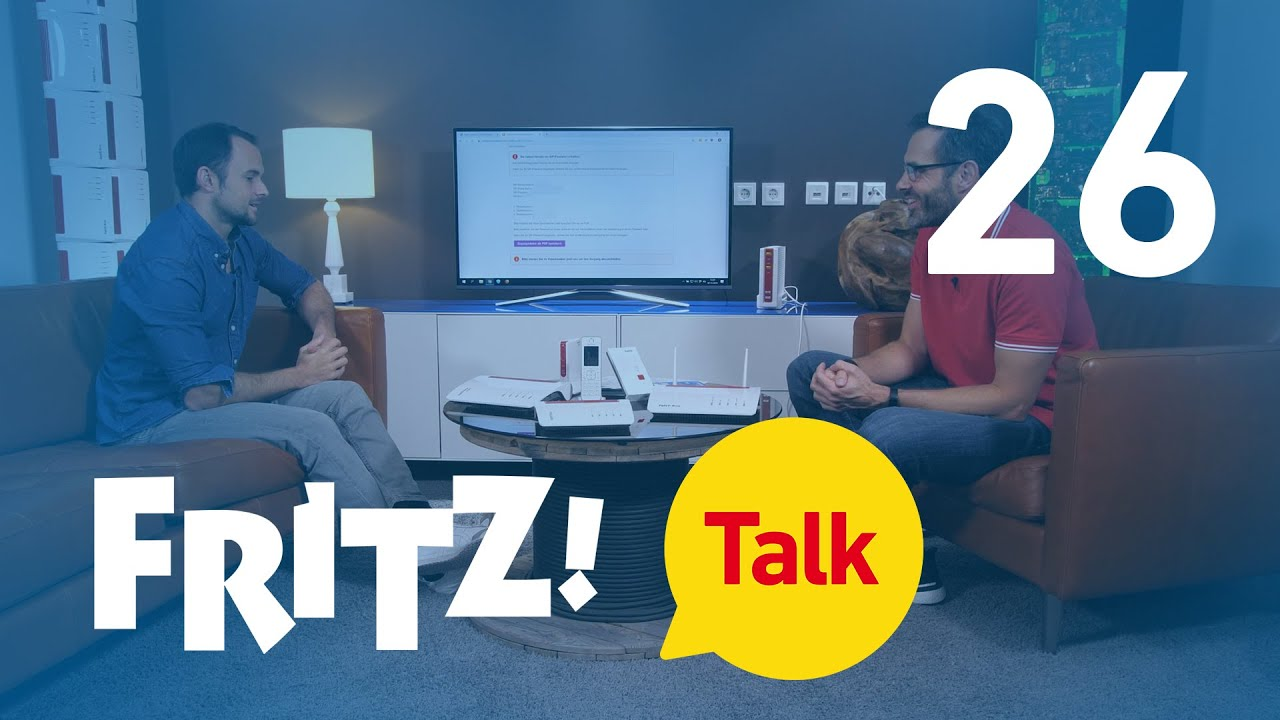 FRITZ!Box Cable selbst gekauft? So einfach ist die Einrichtung! | FRITZ! Talk 26