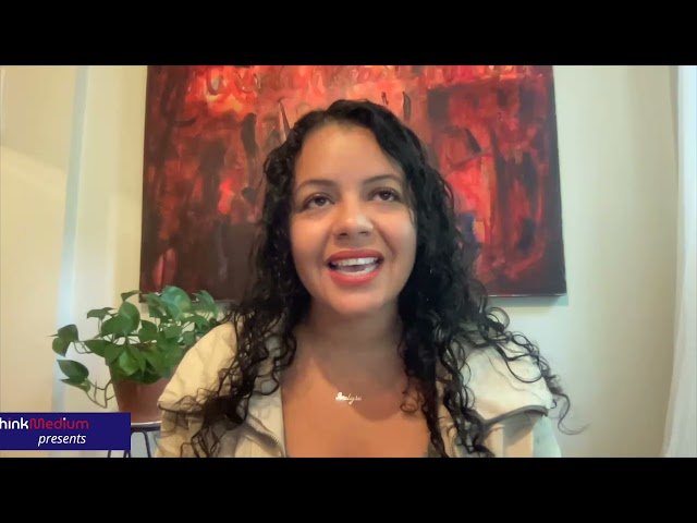 Advice for Other Female Founders   Ivelyse Andino, Founder and CEO, Radical Health