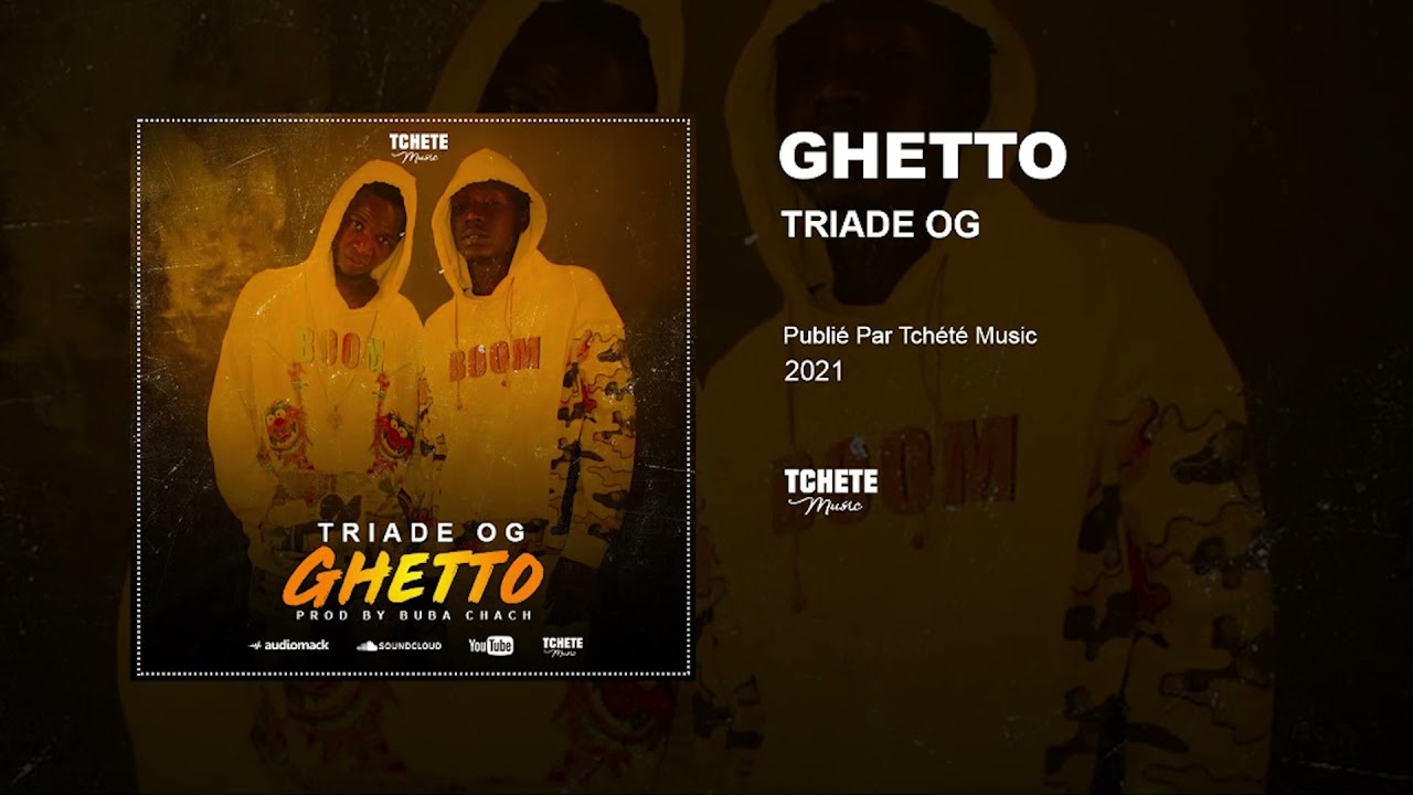 TRIADE OG - GHETTO