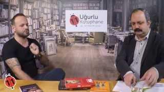 Uğurlu Kütüphane Konuğumuz: Aret Vartanyan