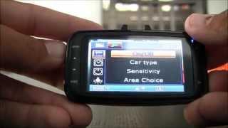 dash cam review accmart gs8000l hd 1080p dash cam menu wa