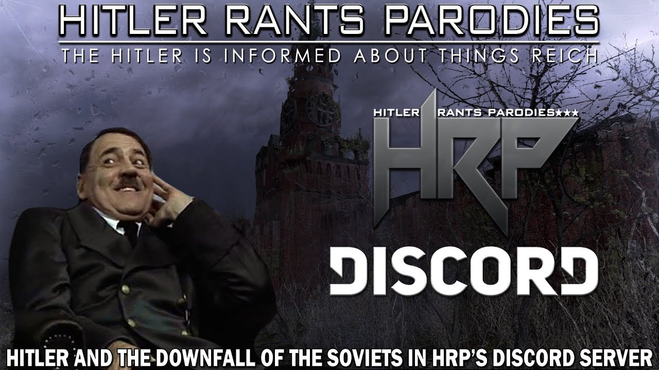 Hitler and the downfall of the Soviets in HRP's Discord server
