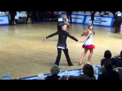WDSF World Junior II Latin. The Final. Rumba.