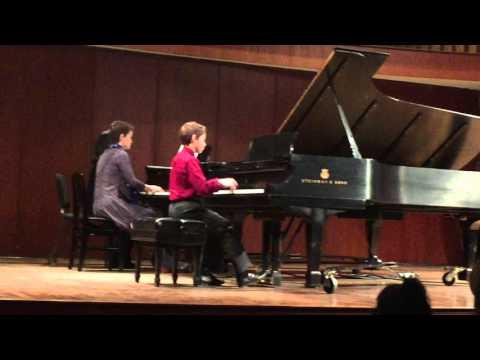 Royal Conservatory of Music (RCM) - Grade 6 - recital