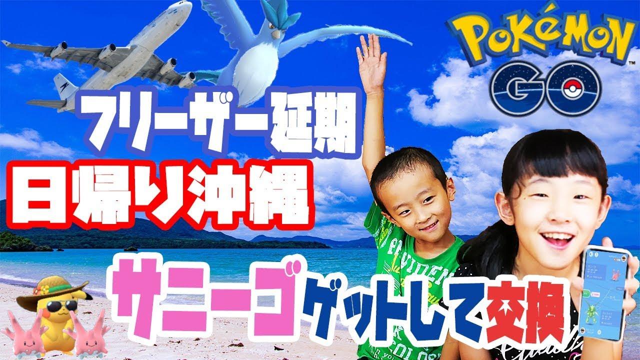 沖縄 ポケモンgo フレンド