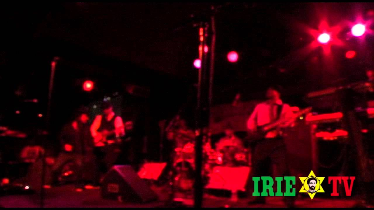 Download Irie Nation HDTV - Luis Castillo : Cool Down The Pace