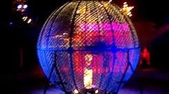 Zippos circus Queens park Glasgow 21/6/2012 Grand Finale