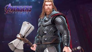 Avengers: Endgame Characters - THOR GOT FAT!