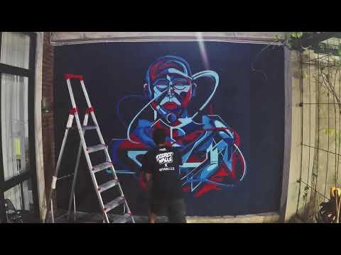Live Painting By Tutu (Recap)