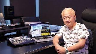 PreSonus—Keiji Tanabe Interview on Studio One 4