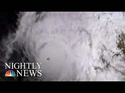 Hurricane Willa Strengthens To Category 5 Storm | NBC Nightly News
