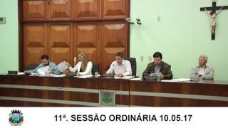Sessão da Câmara 10.05.17